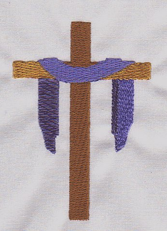 The Cross Embroidery